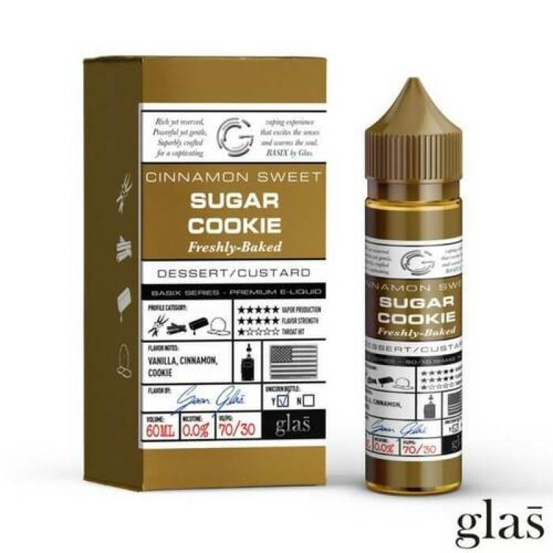 Suger Cookie - Glas Basix Series | 60ml