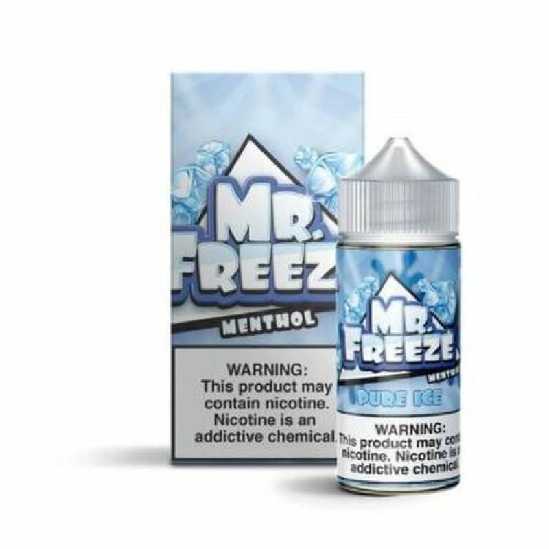 Pure Ice - by Mr Freeze Eliquids -100ml