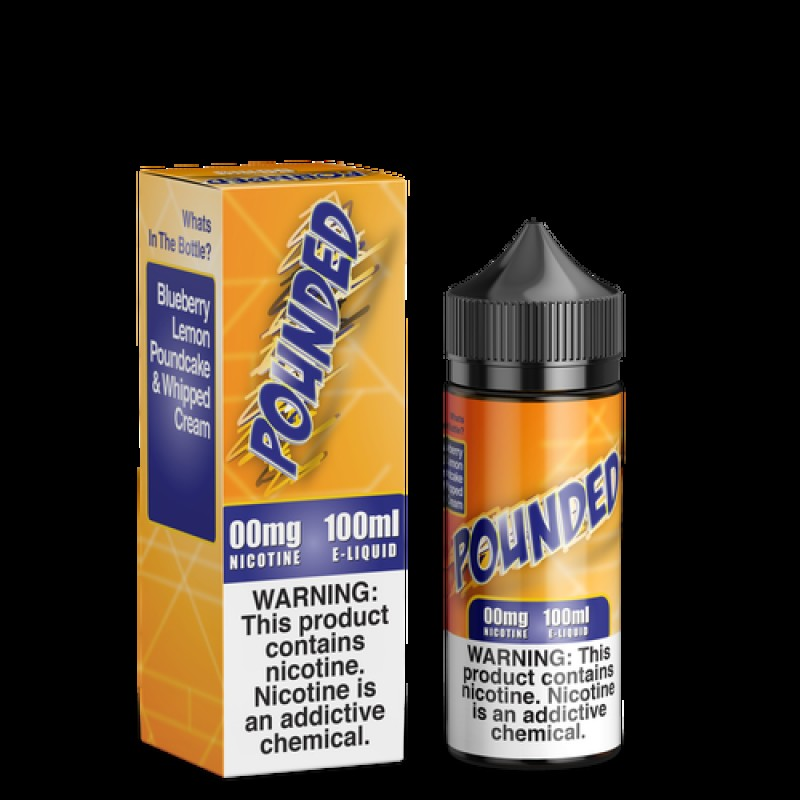 Pounded - 100mL