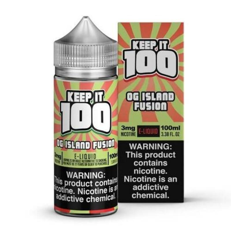 Kiberry Killa - by Keep It 100 e-Juice
