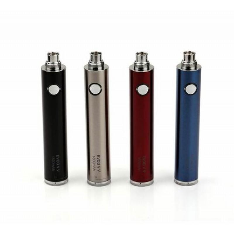 Kanger EVOD VV (Variable Voltage) Pen Battery - 16...
