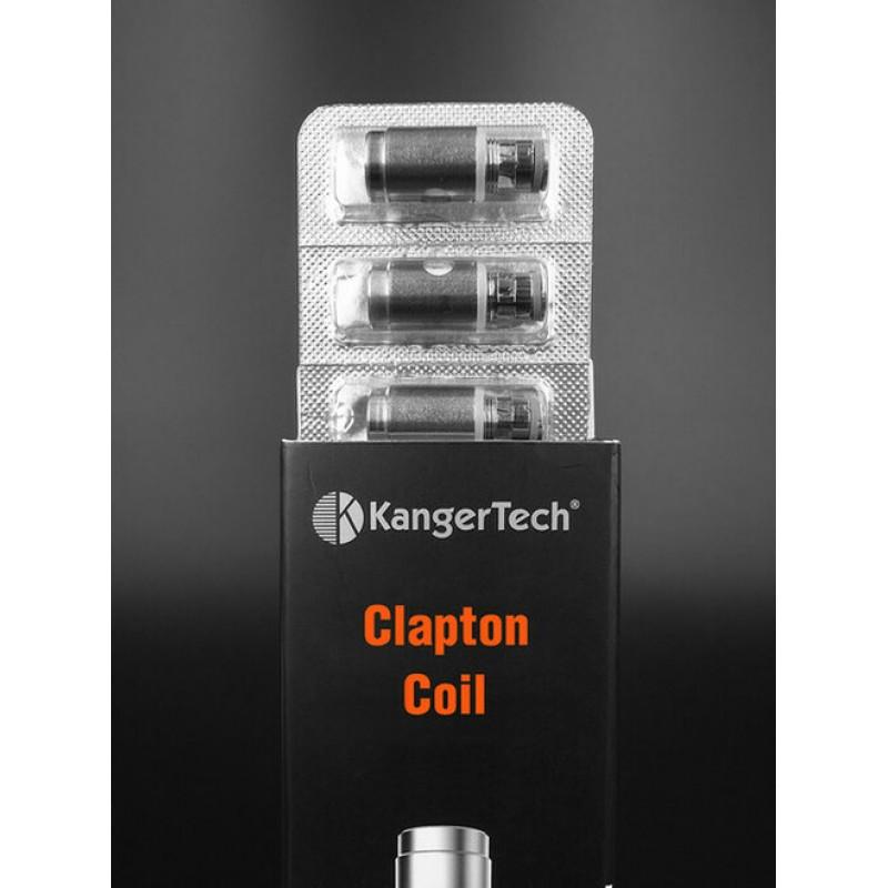 KangerTech SSOCC Coils - V2 Upgraded (Larger) - 5 ...