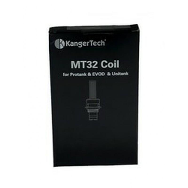 Kanger Protank / EVOD  Replacement Coils - 5 Pack