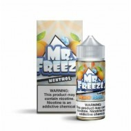 Peach Frost - by Mr Freeze Eliquids -100ml