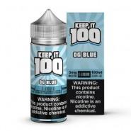 Blue Slushie - by Keep It 100 e-Juice
