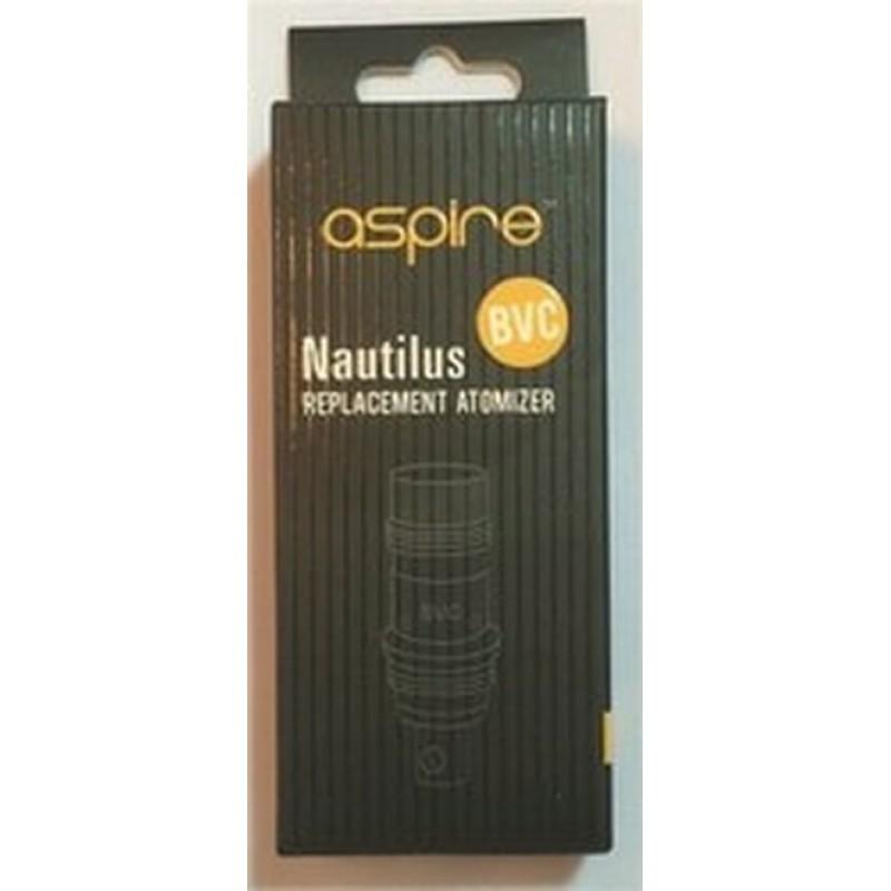 Aspire Nautilus, Nautilus 2, Nautilus 2S BVC Coils...