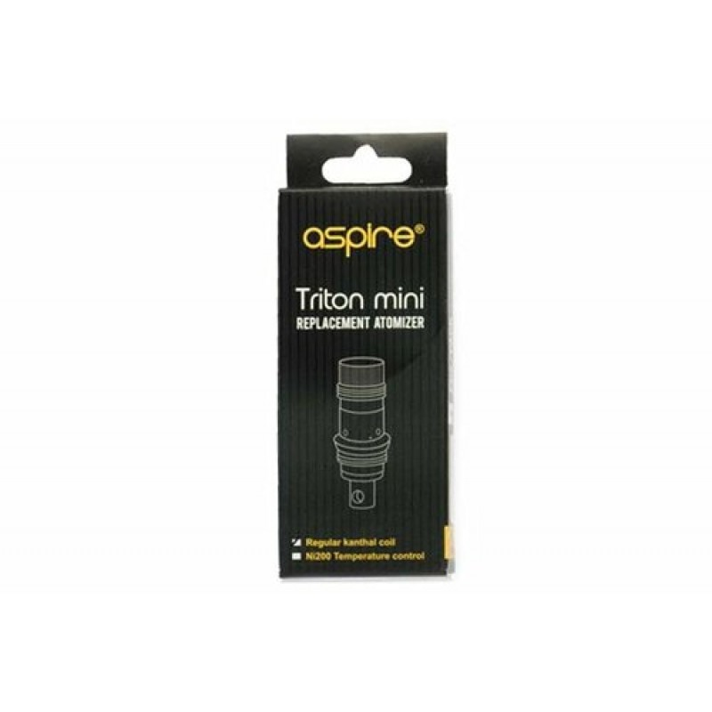 Aspire Triton Mini Replacement Coils - 5 Pack